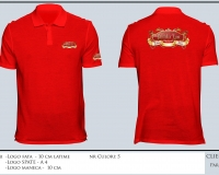 paradise_lost_POLO RED SHORT SLEEVE